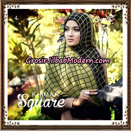 Jilbab Cerutti Khimar Square Support Oneto Hijab No 4