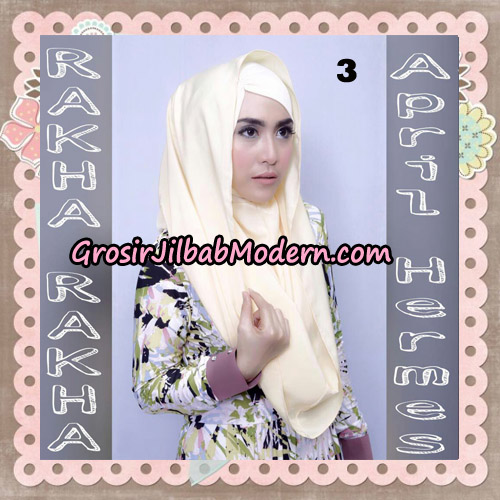 Jilbab Hoodie Instant April Hermes By Rakha Brand No 3