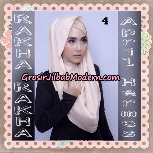 Jilbab Hoodie Instant April Hermes By Rakha Brand No 4