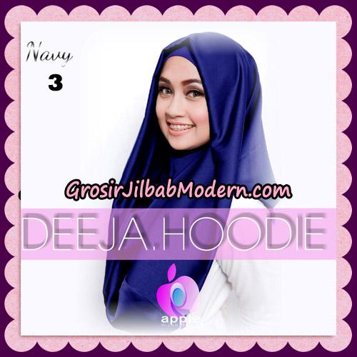 Jilbab Instant Deeja Hoodie New Series By Apple Hijab Brand No 3
