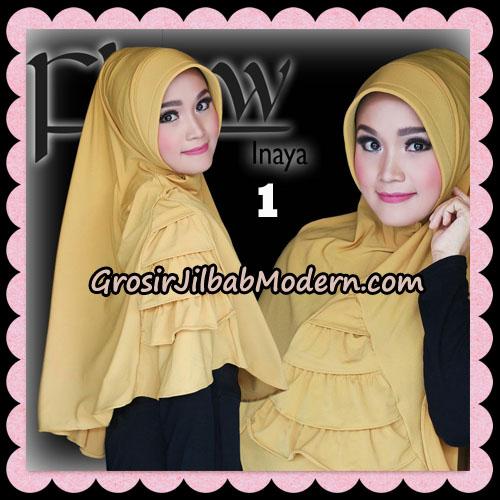 Jilbab Instant Jersey Korea Inaya Original By Flow Idea No 1