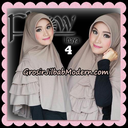 Jilbab Instant Jersey Korea Inaya Original By Flow Idea No 4