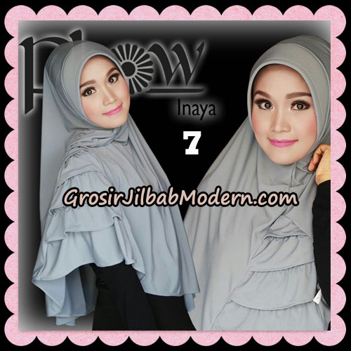 Jilbab Instant Jersey Korea Inaya Original By Flow Idea No 7