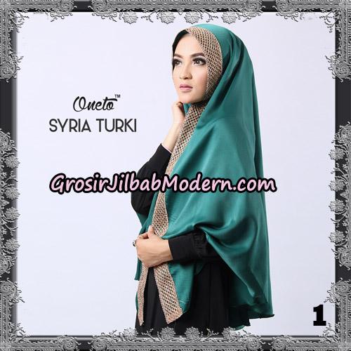 Jilbab Instant Syria Turki Exclusive Support Oneto Hijab No 1
