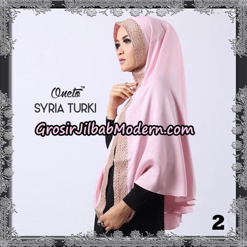 Jilbab Instant Syria Turki Exclusive Support Oneto Hijab No 2