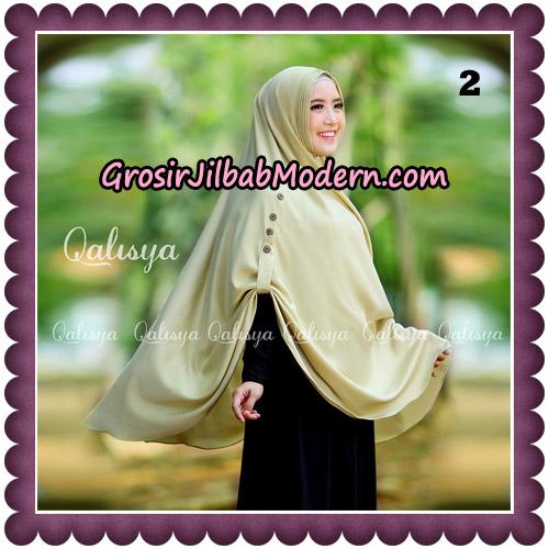 Jilbab Khimar Ziya Original By Qalisya Hijab Brand No 2