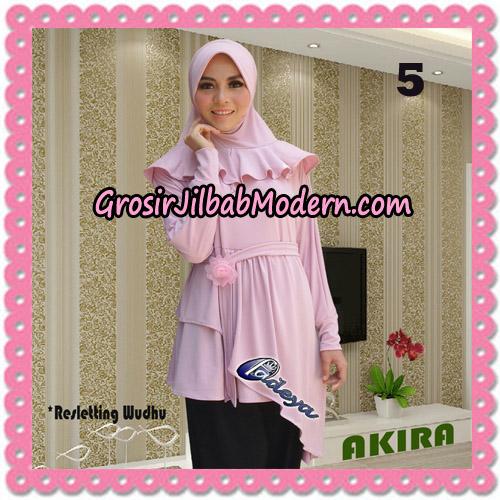 Jilbab Lengan Tunik Akira Original By Fadeya Brand No 5