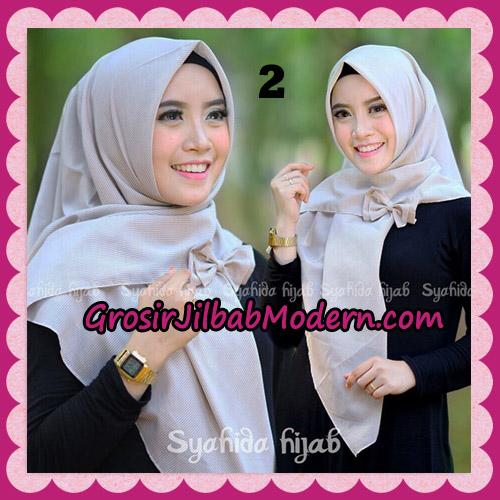Jilbab Segi 4 Monochrome Original By Syahida Hijab Brand No 2