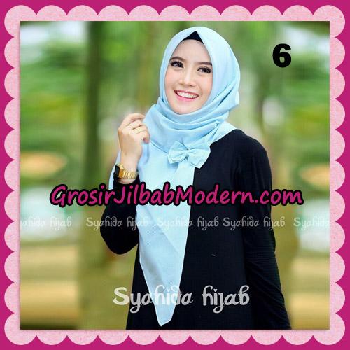 Jilbab Segi 4 Monochrome Original By Syahida Hijab Brand No 6