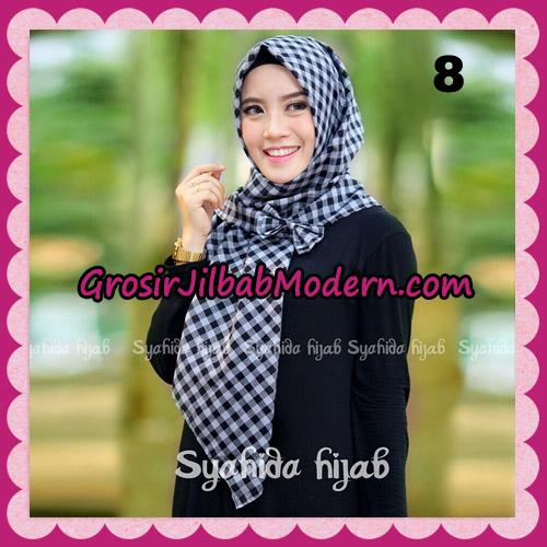 Jilbab Segi 4 Monochrome Original By Syahida Hijab Brand No 8