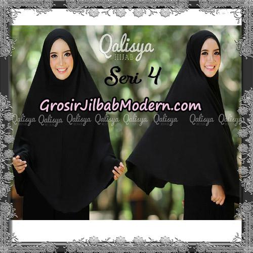 Jilbab Basic Khimar Exclusive Seri 4 Original by Qalisya