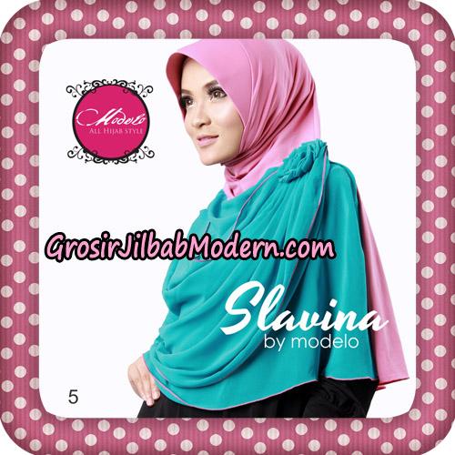 Jilbab Instant Slavina Original By Modelo Hijab Brand No 5