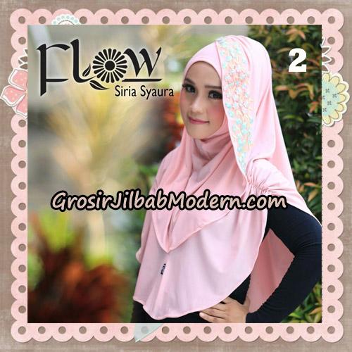 Jilbab Instant Syria Syaura Original By Flow Idea No 2