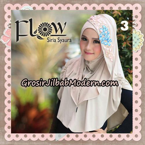 Jilbab Instant Syria Syaura Original By Flow Idea No 3