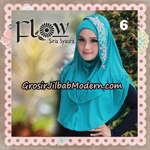 Jilbab Instant Syria Syaura Original By Flow Idea No 6