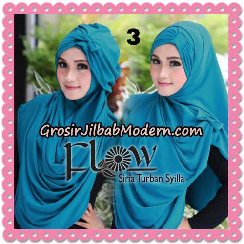 Jilbab Instant Syria Turban Syilla Original By Flow Idea No 3
