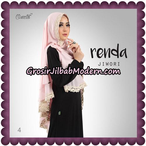 Jilbab Khimar Cerutti Jiwori Renda Original By Dhea Brand No 4