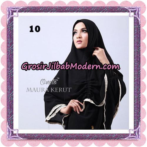 Jilbab Khimar Maura Kerut Oneto Support By Rizky Ananda No 10
