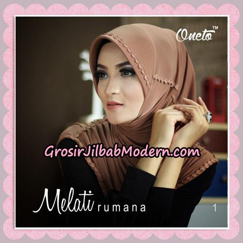 Jilbab Rumana Melati Original By Oneto Hijab Brand No 1