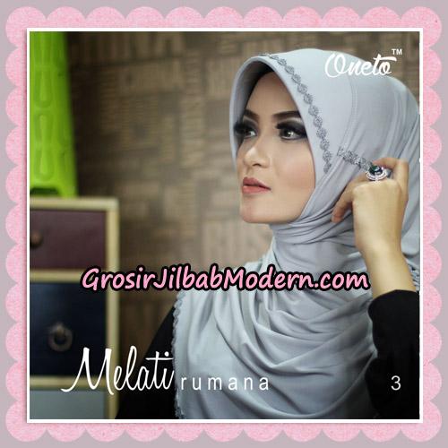 Jilbab Rumana Melati Original By Oneto Hijab Brand No 3