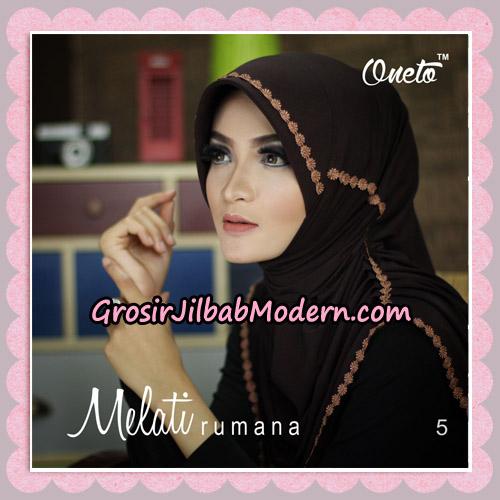 Jilbab Rumana Melati Original By Oneto Hijab Brand No 5