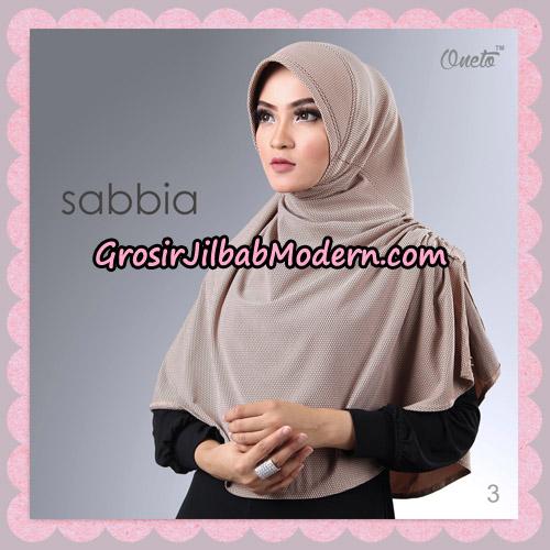 Jilbab Bergo Instant Sabbia Original By Oneto Hijab Brand No 3
