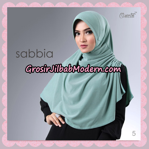 Jilbab Bergo Instant Sabbia Original By Oneto Hijab Brand No 5
