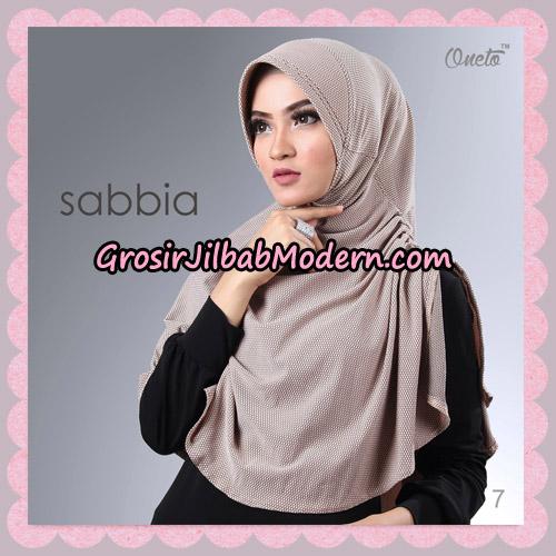 Jilbab Bergo Instant Sabbia Original By Oneto Hijab Brand No 7