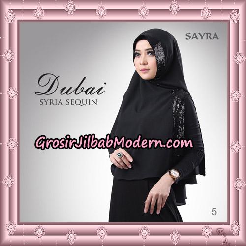Jilbab Instant Syria Dubai Sequin Original By Sayra Hijab Brand No 5