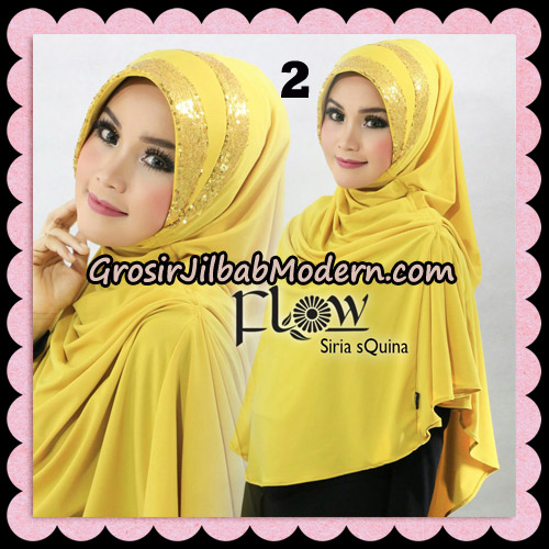 Jilbab Instant Syria Pet Syari sQuina Original By Flow Idea No 2