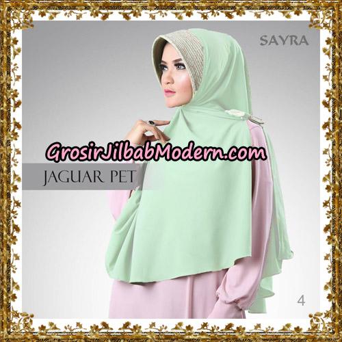 Jilbab Khimar Instant Jaguar Pet Original By Sayra Hijab Brand No 4
