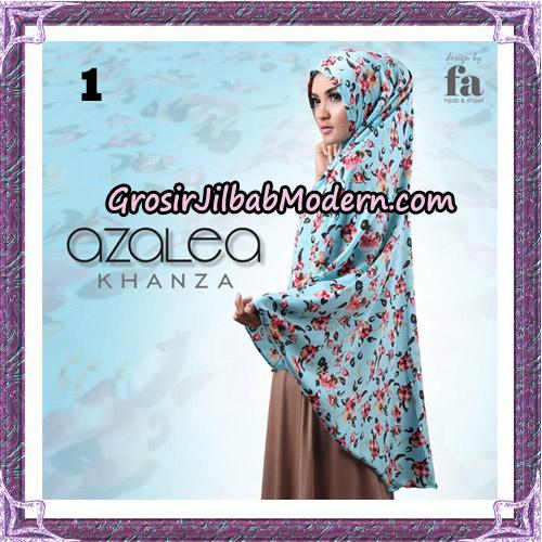 Jilbab Khimar Khanza Azalea By Fa Hijab Support Oneto Hijab No 1