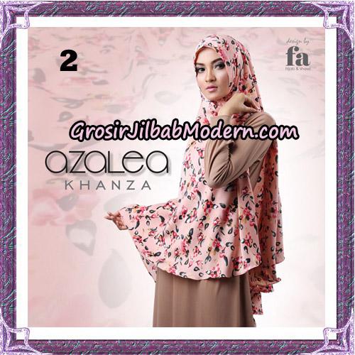 Jilbab Khimar Khanza Azalea By Fa Hijab Support Oneto Hijab No 2