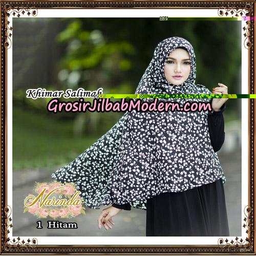 Jilbab Khimar Salimah Original By Narinda Hijab Brand No 1