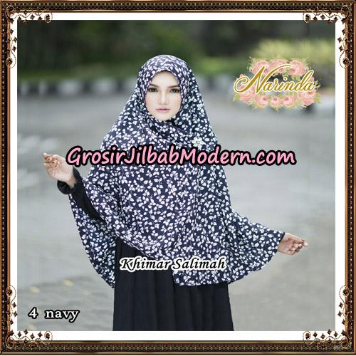 Jilbab Khimar Salimah Original By Narinda Hijab Brand No 4