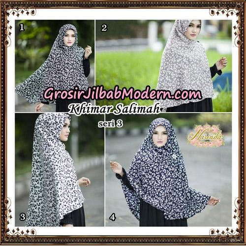 Jilbab Khimar Salimah Original By Narinda Hijab Brand
