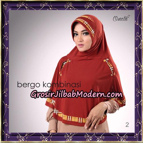 Hijab Bergo Kombinasi Original By Oneto Hijab Brand No 2