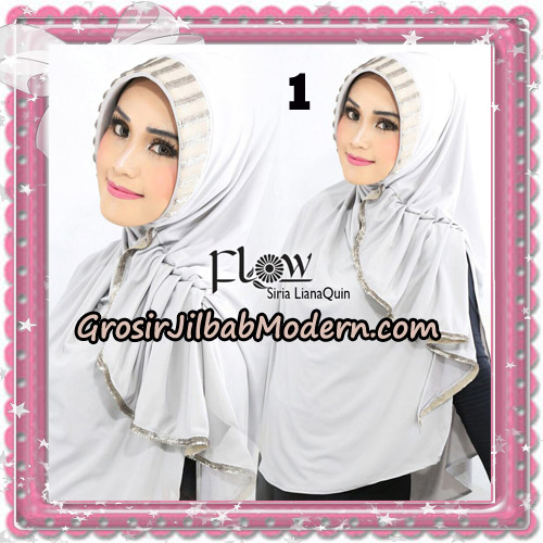 Jilbab Instant Cantik Syria LianaQuin Original By Flow Idea No 1