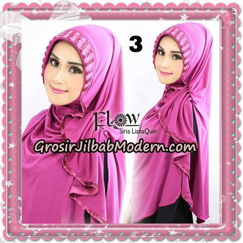 Jilbab Instant Cantik Syria LianaQuin Original By Flow Idea No 3