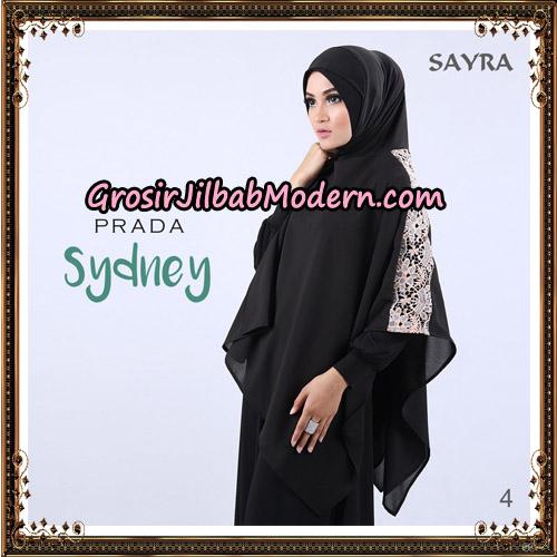 Jilbab Instant Prada Sydney Original By Sayra Hijab Brand No 4