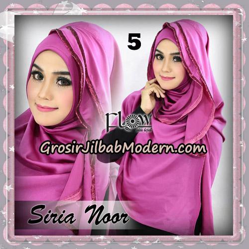Jilbab Instant Exclusive Siria Noor Sequin Original By Flow Idea No 5