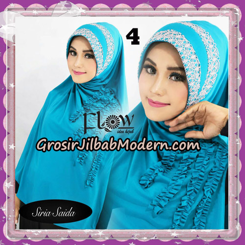Jilbab Instant Pet Syria Saida Original By Flow Idea No 4