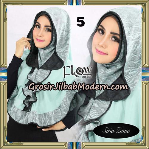 Jilbab Instant Premium Syria Ziane Original By Flow Idea No 5