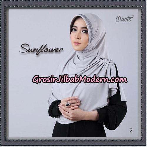 Jilbab Cantik Bergo Sunflower Original By Oneto Hijab Brand No 2