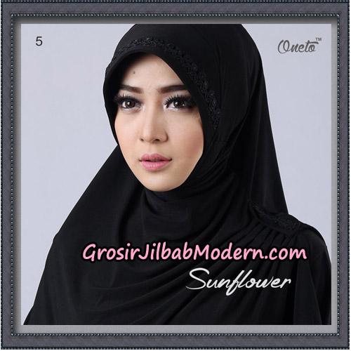 Jilbab Cantik Bergo Sunflower Original By Oneto Hijab Brand No 5