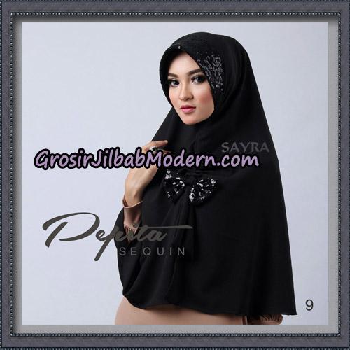 Jilbab Cantik Pepita Sequin Original By Sayra Hijab Brand No 9