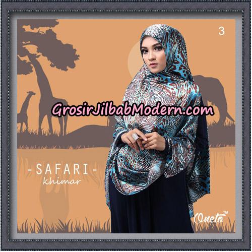 Jilbab Cantik Safari Khimar Original By Oneto Hijab Brand No 3