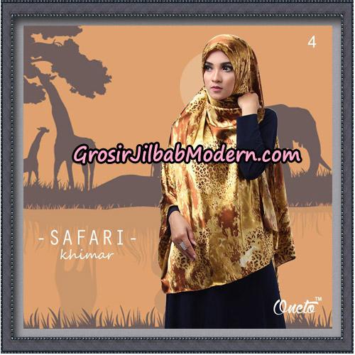 Jilbab Cantik Safari Khimar Original By Oneto Hijab Brand No 4