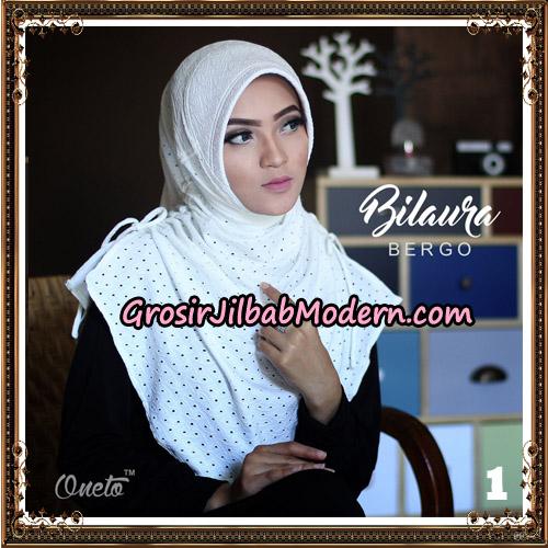 Jilbab Instant Bilaura Bergo Original By Oneto Hijab Brand No 1