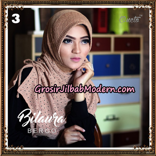Jilbab Instant Bilaura Bergo Original By Oneto Hijab Brand No 3